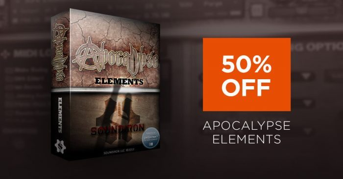 VST Buzz Apocalypse Elements