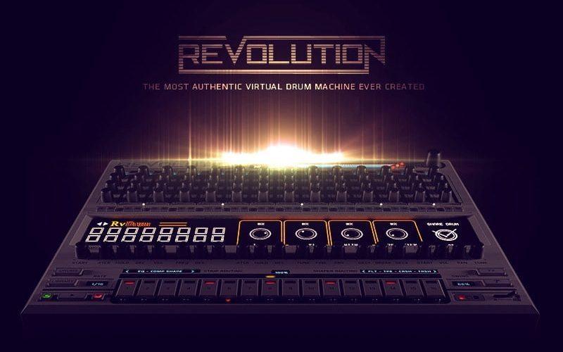 Wave Alchemy Revolution feat