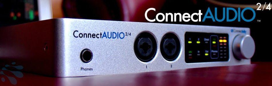 iConnectivity ConnectAUDIO24 feat
