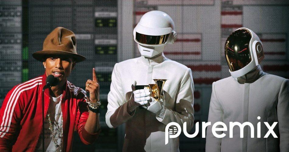 pureMix Inside The Mix Pharrell ft Daft Punk