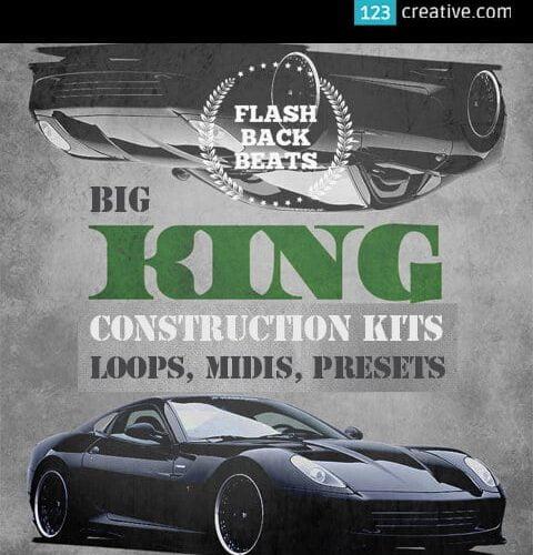 123Creative Big King Construction Kit