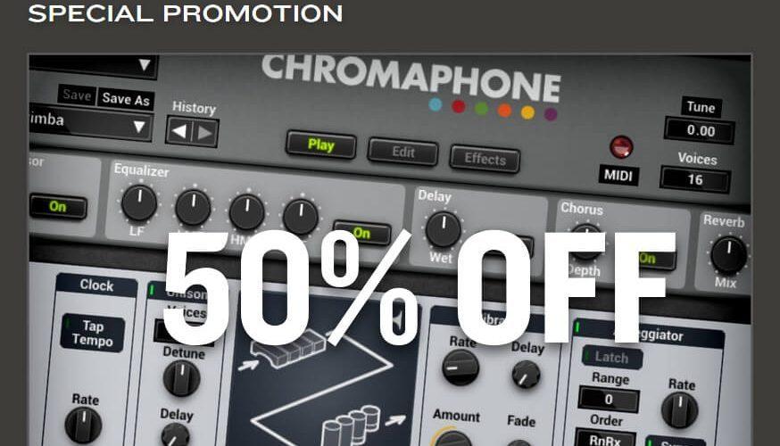 AAS Chromaphone 2 NKS
