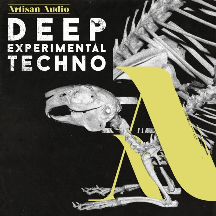 Artisan Audio Deep Experimental Techno