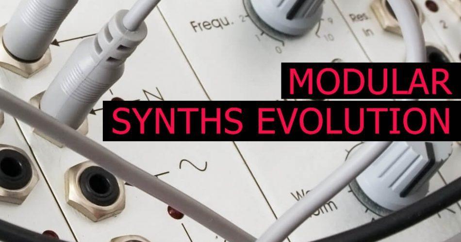 AudioStrasse Modular Synths Evolution