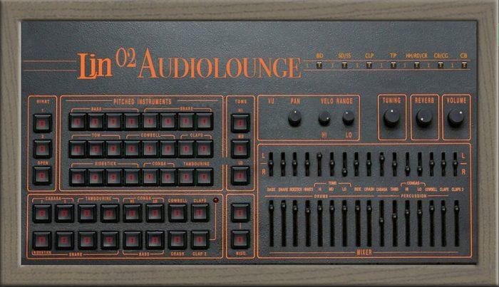 Audiolounge Lin02