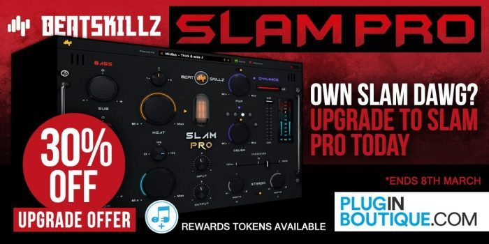 BeatSkillz Slam Pro upgrade