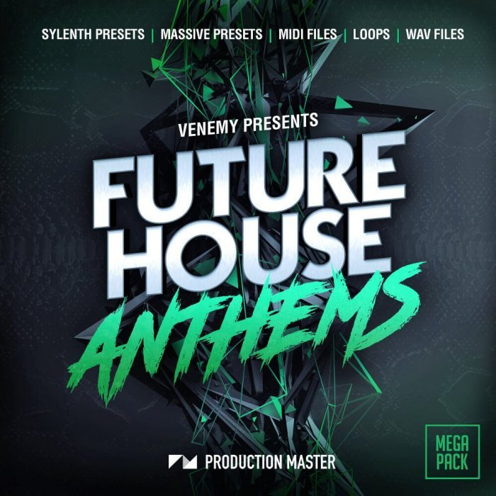 Venemy future house anthems sample pack at loopmasters for Piano house anthems