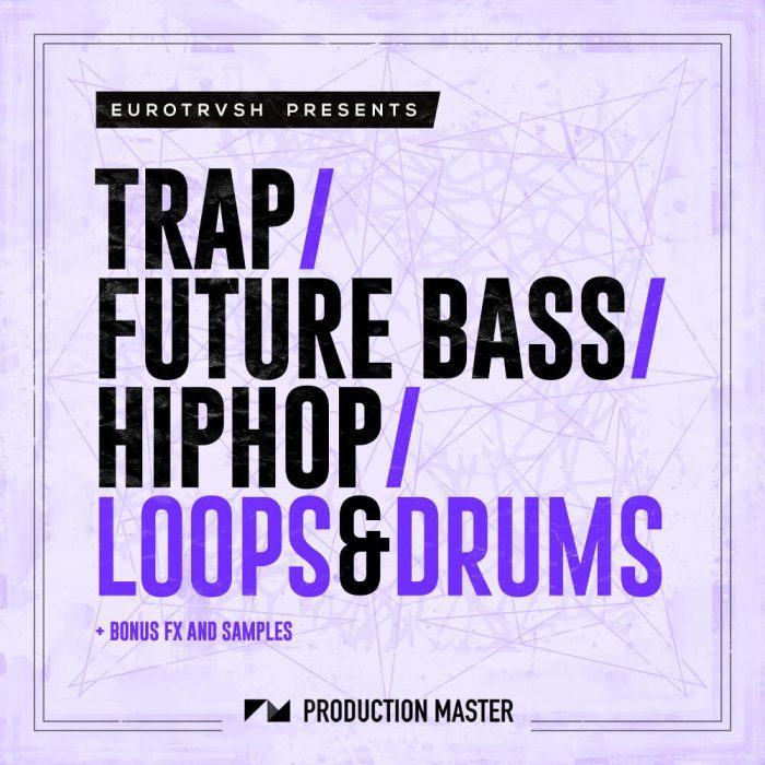 Black Octopus Sound Trap, Future Bass & Hip Hop Loops & Drums