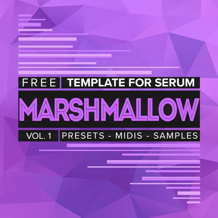 Derrek Marshmallow Template for Serum