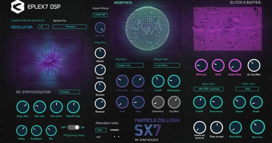 Eplex7 Particle Collider SX7