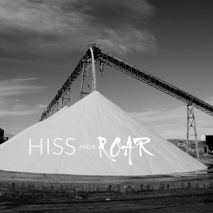 HISS and a ROAR Industrial Ambiences