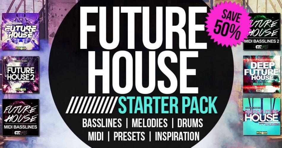 Hy2rgen Future House Starter Pack