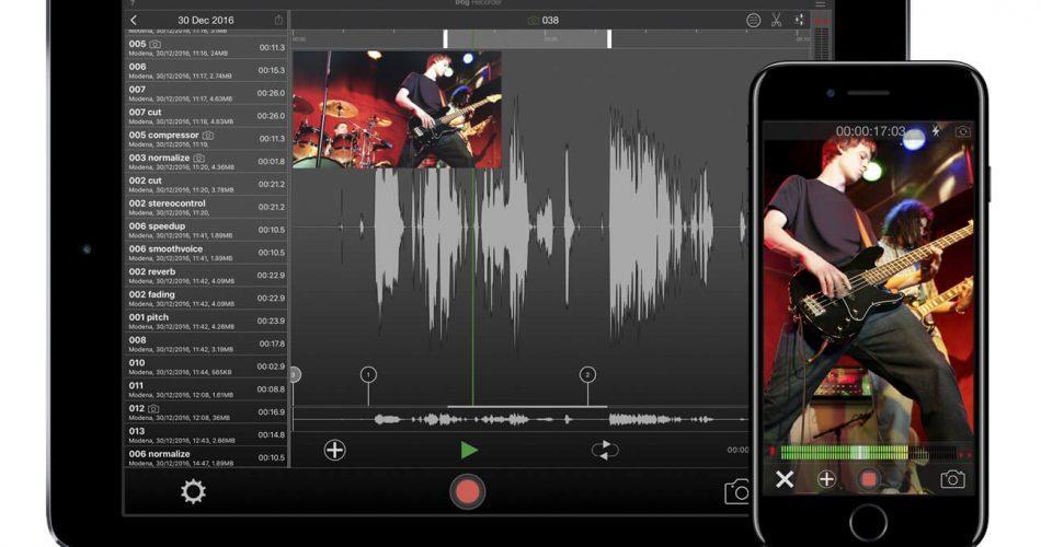 IK Multimedia iRig Recroder 3