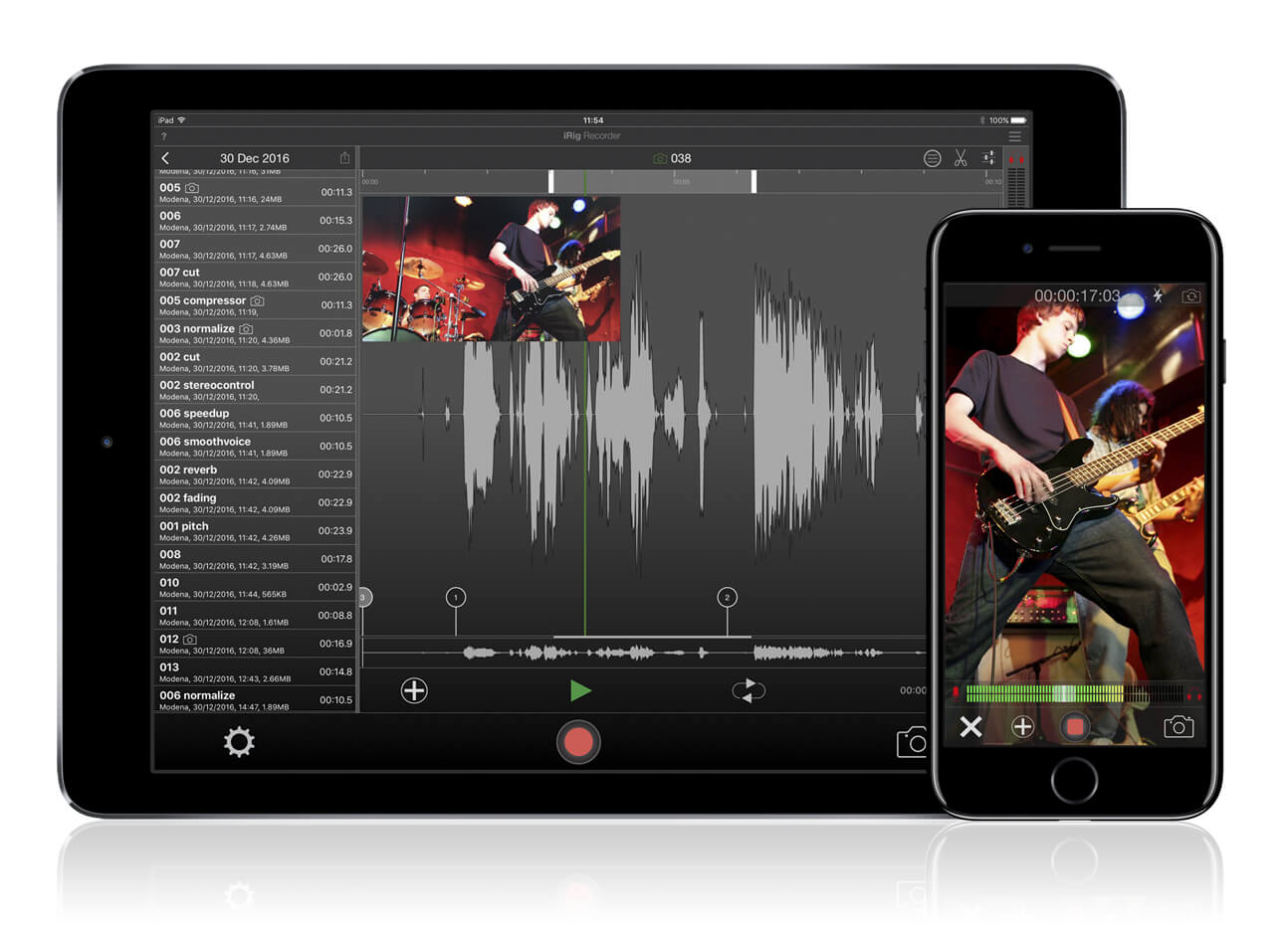 irig recorder 3 audio video recording app for ios released rh rekkerd org Recorder Guide Recorder Notes