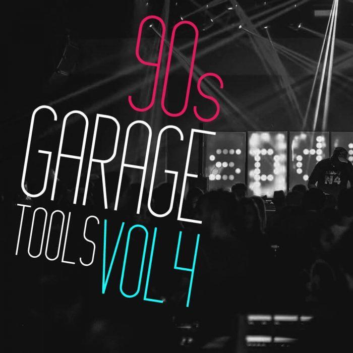 Jeremy Sylvester 90s Garage Tools Vol 4