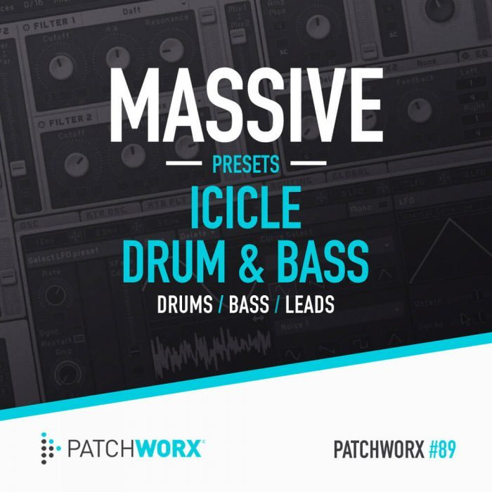 Loopmasters Icicle Drum & Bass for Massive