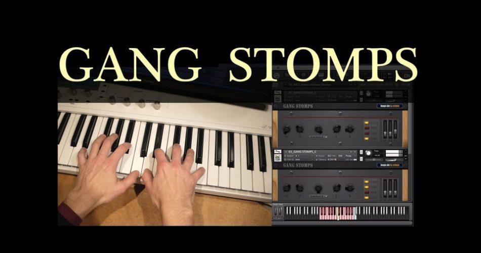 Loops de la Creme Gang Stomps feat