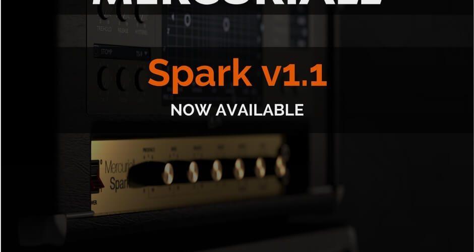 Mercuriall Spark 1.1