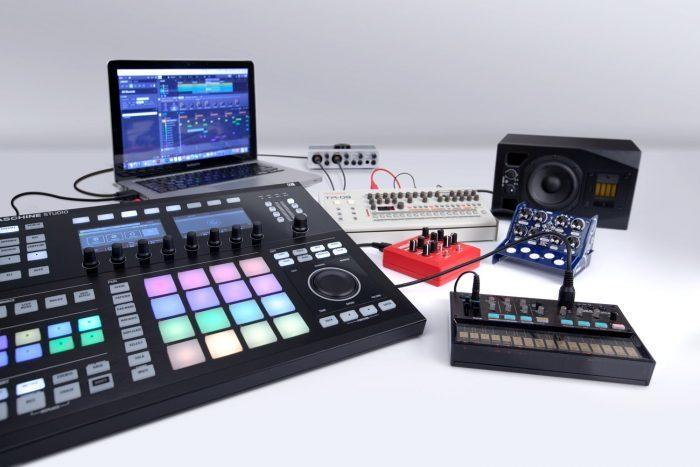NI Maschine 2.6 update MIDI CC