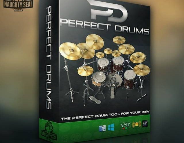Naughty Seal Audio Perfect Drums feat