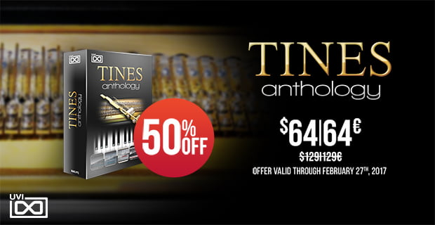 PIB UVI Tines Anthology sale