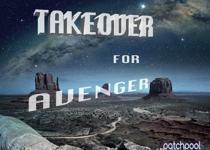 Patchpool Takeover for Avenger