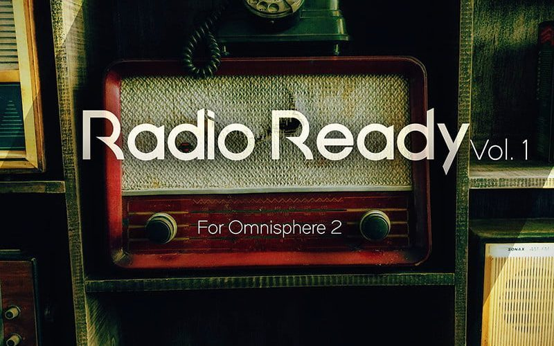 PlugInGuru Radio Ready Vol 1 for Omnisphere 2