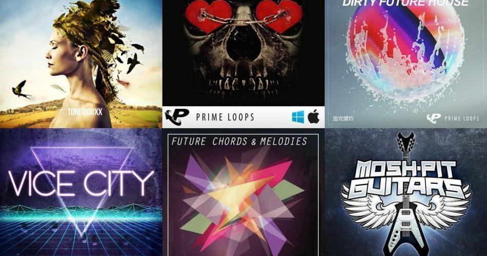 Prime Loops Deals Pure House Vocals