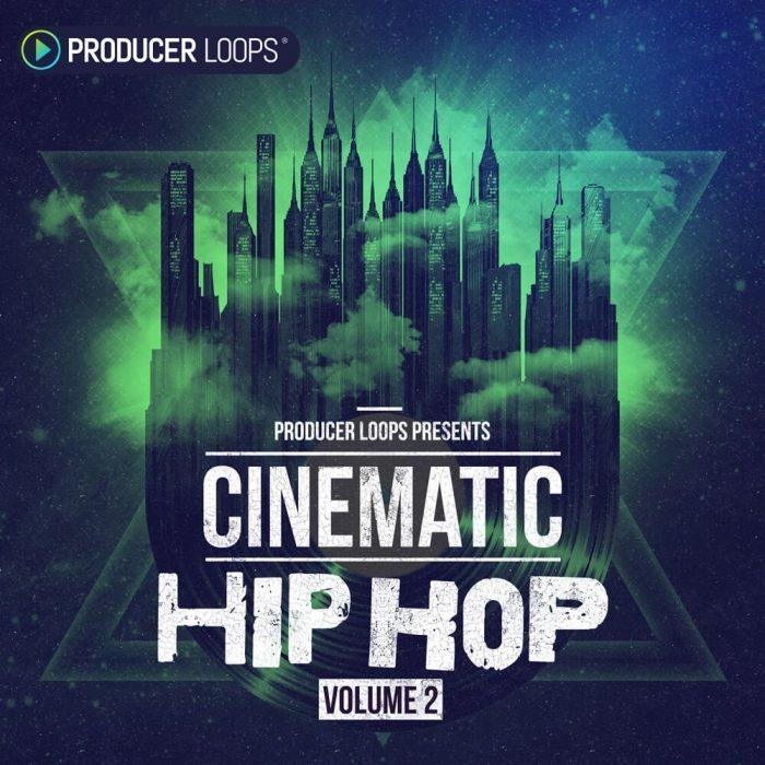Producer Loops Cinematic Hip Hop V2