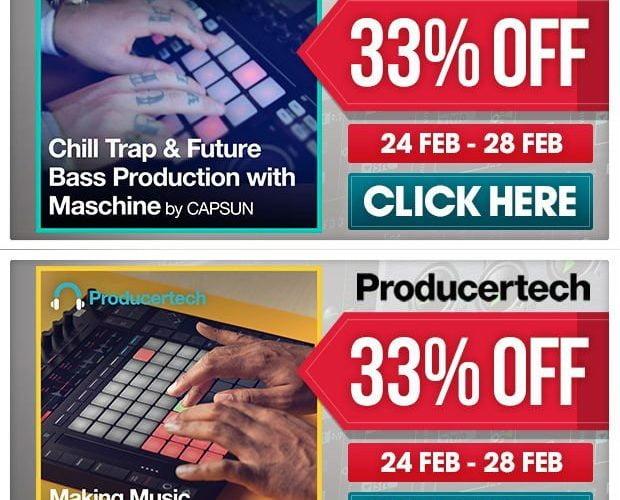 Producertech course sale