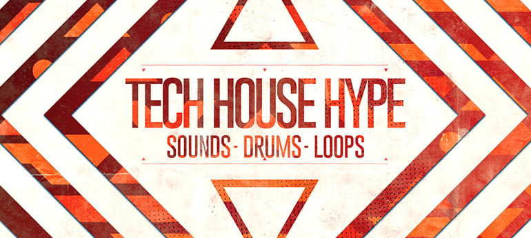 Production Master Tech House Hype