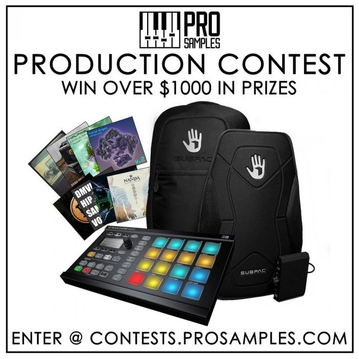 Prosamples Production Contest