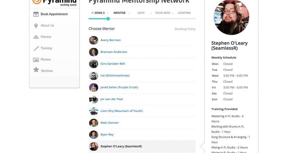 Pyramind Mentorship Network