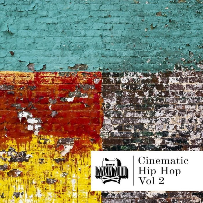 Rankin Audio Cinematic Hip Hop Vol 2