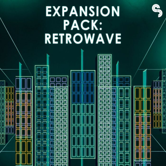 Sample Magic Expansion Pack Retrowave