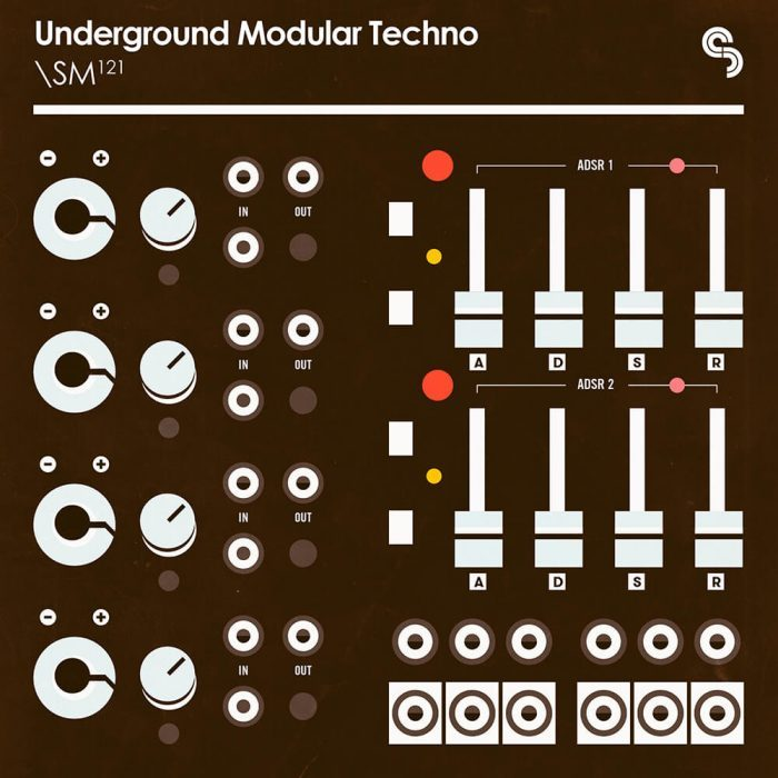 Sample Magic Underground Modular Techno