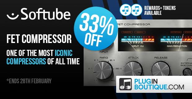 Softube FET Compressor sale