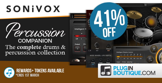 Sonivox Percussion Companion
