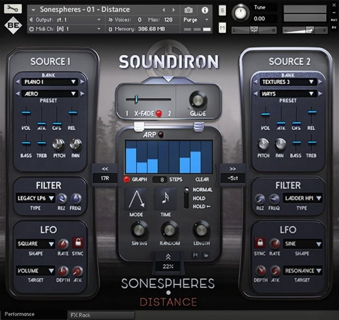 Soundiron Sonespheres Vol 1 Distance
