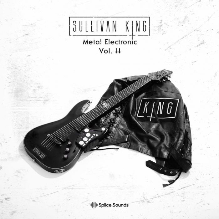 Splice Sounds Sullivan King Metal Electronic Vol 2