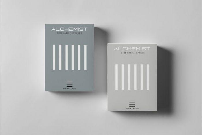 String Audio Alchemist Cinematic Textures & Impacts