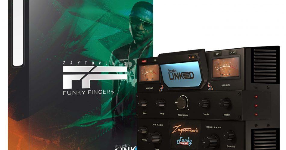 StudioLinked Zaytoven's Funky Fingers