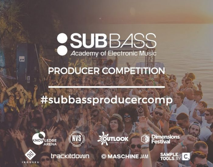 SubBass Acadeny Production Competition