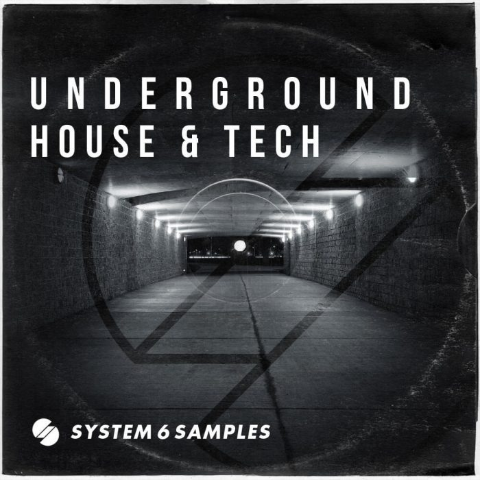 System 6 Samples Underground House & Tech