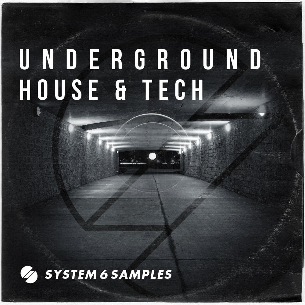 System 6 samples underground house tech sample pack for Classic house sample pack