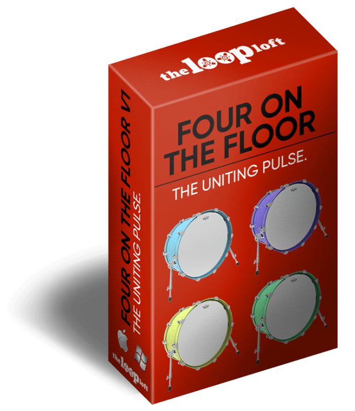 The Loop Loft Four On The Floor Vol 1