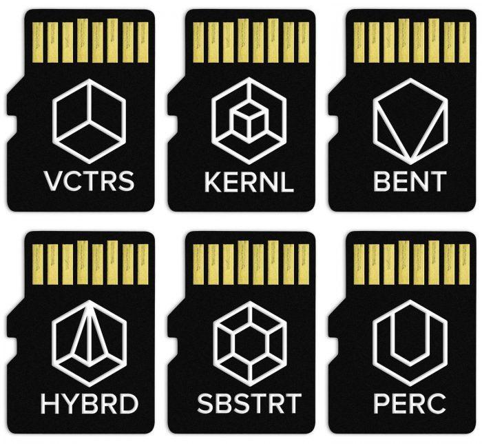 Tiptop Audio ONE SD cards