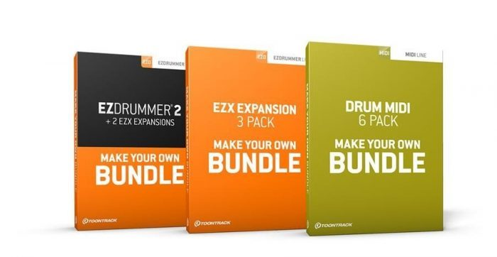 Toontrack make your own bundle