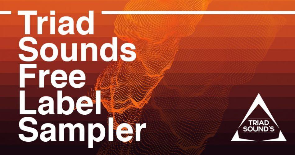 Triad Sounds Free Label Sampler