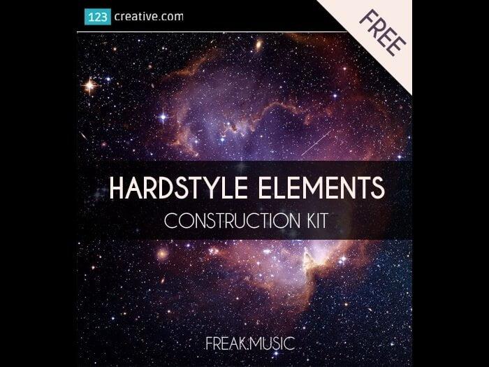123creative Free Hardstyle Elements Construction Kit